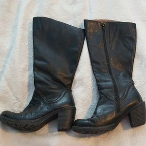 Black Born BOC Boots